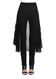 Jean Paul Gaultier Skirted Skinny Pants