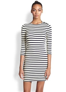 Jean Paul Gaultier Striped Jersey Tunic
