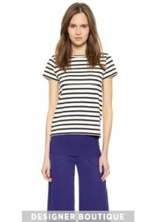 Jean Paul Gaultier Striped Tee