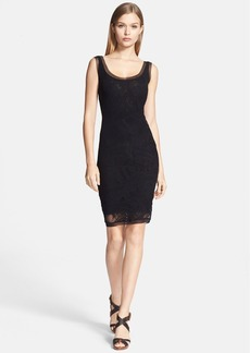 Jean Paul Gaultier Tattoo Lace Tank Dress (Nordstrom Exclusive)