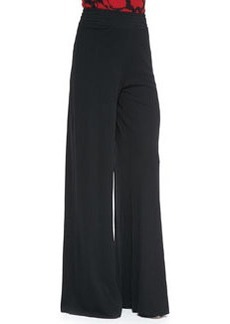 Jean Paul Gaultier Tulle Palazzo Pants