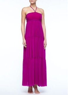 Tiered Jersey Maxi Dress   Tiered Jersey Maxi Dress