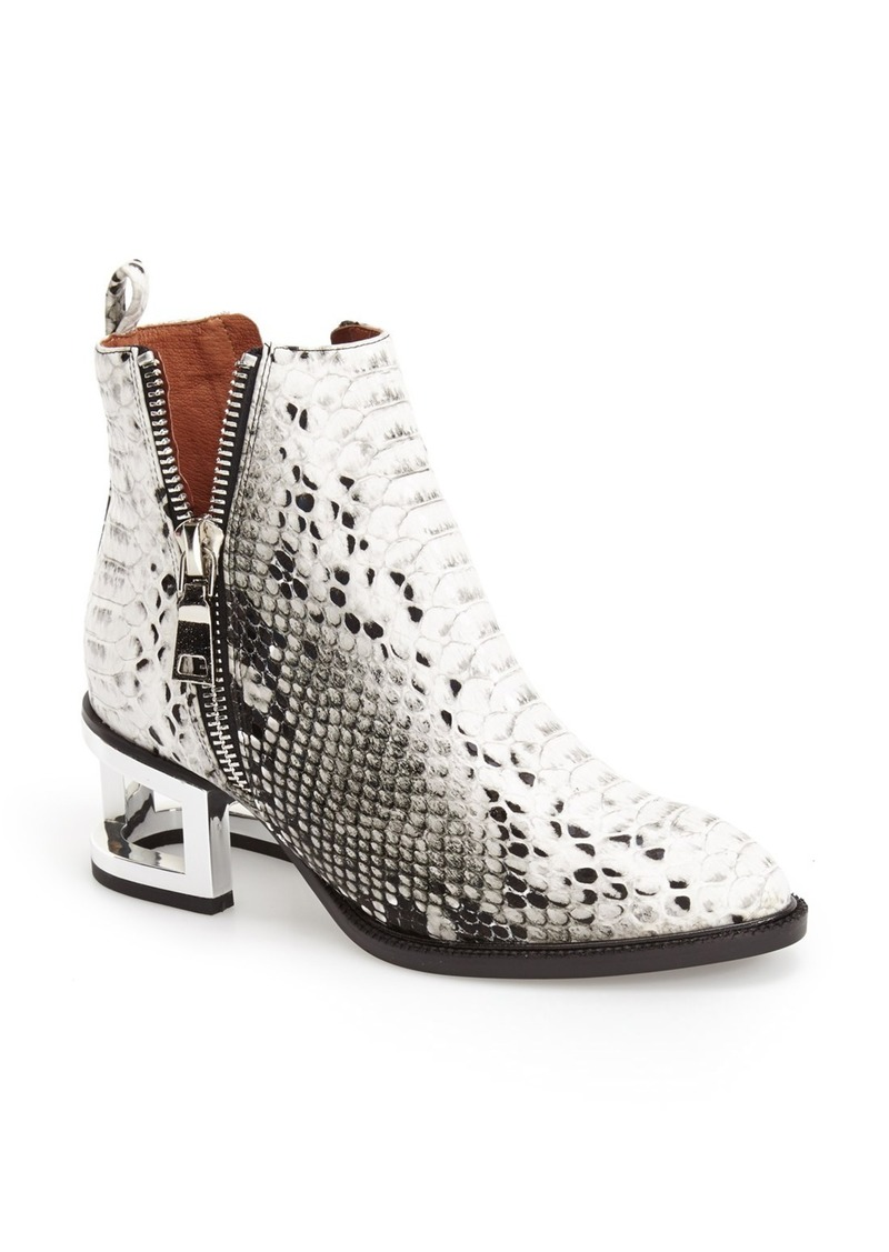 jeffrey campbell jeffrey campbell 39 boone 39 pointy toe bootie women shoes shop it to me. Black Bedroom Furniture Sets. Home Design Ideas