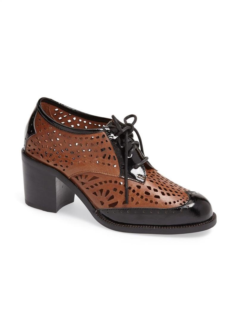 jeffrey campbell jeffrey campbell 39 fremont 39 oxford shoes shop it to me. Black Bedroom Furniture Sets. Home Design Ideas