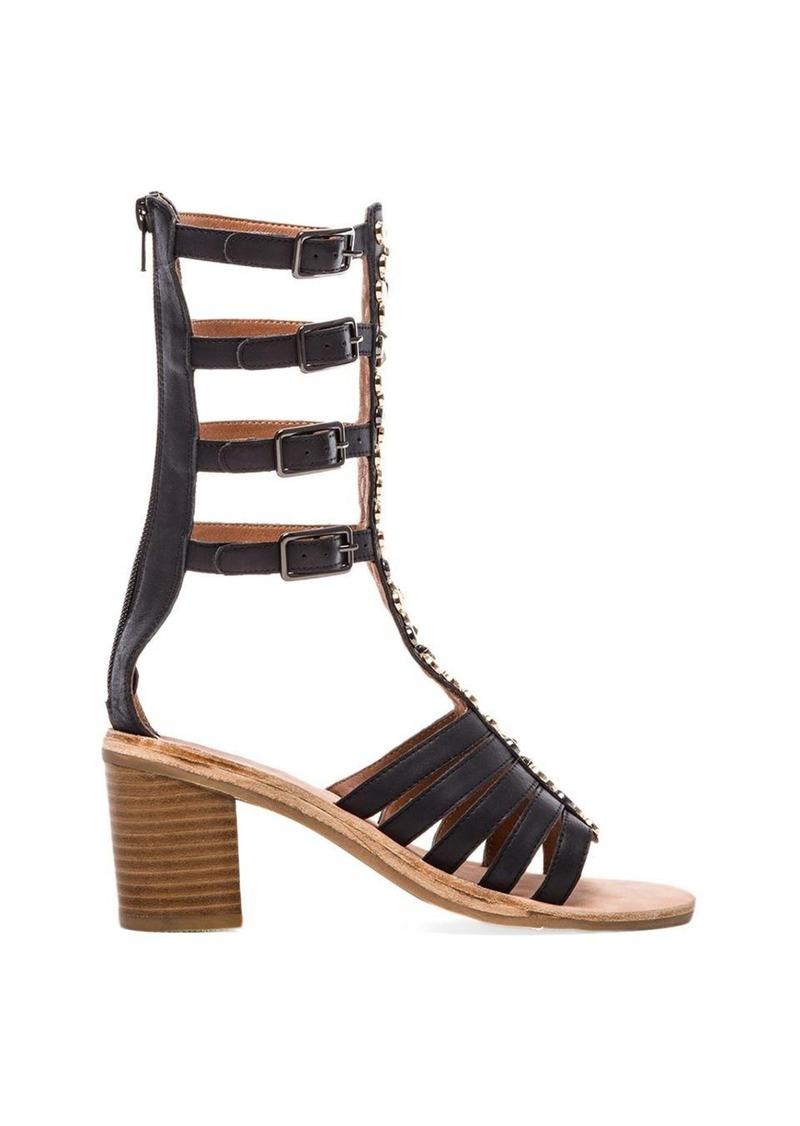 jeffrey campbell jeffrey campbell klamath embellished sandal shoes shop it to me. Black Bedroom Furniture Sets. Home Design Ideas