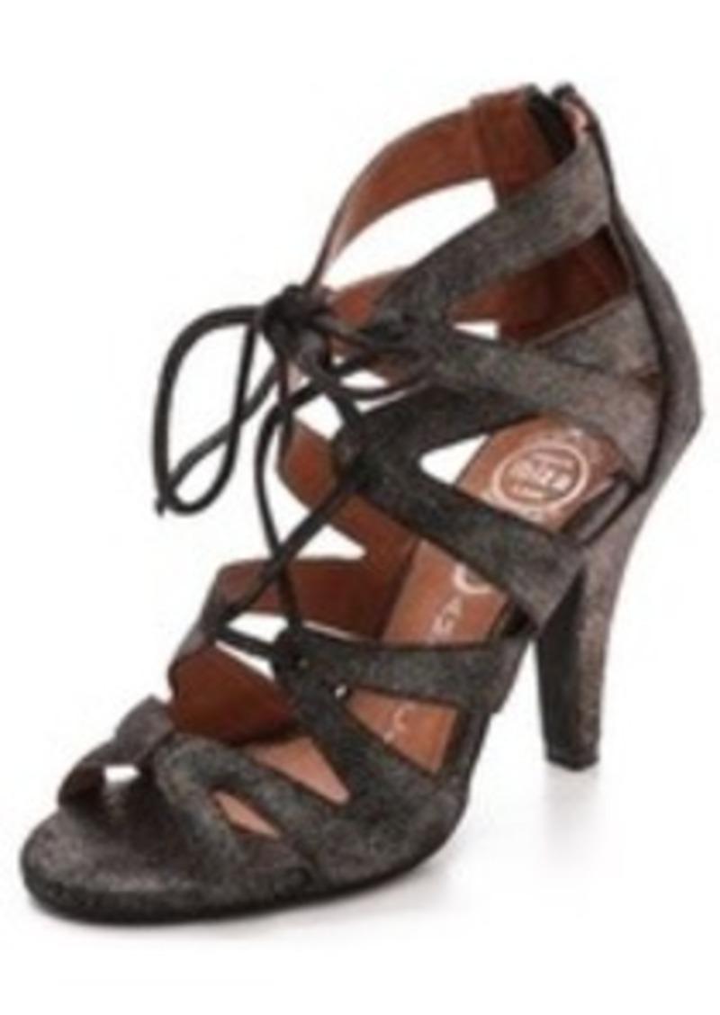 jeffrey campbell jeffrey campbell laramie lace up sandals shoes shop it to me. Black Bedroom Furniture Sets. Home Design Ideas