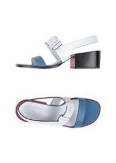 JIL SANDER - Sandals