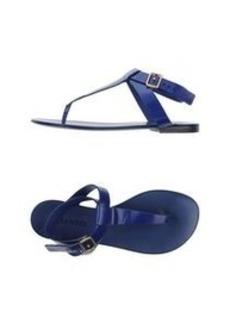 JIL SANDER - Thong sandal