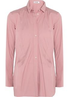 Jil Sander Cotton-blend shirt