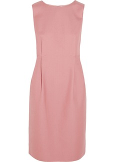 Jil Sander Cotton-gabardine dress