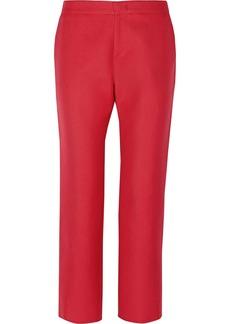 Jil Sander Cotton-gabardine straight-leg pants