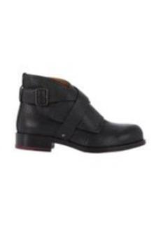 Jil Sander Crisscross-Strap Ankle Boots