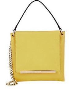 Jil Sander Double Square Shoulder Bag