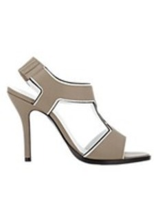 Jil Sander Layered T-Strap Sandals