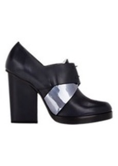 Jil Sander Leather Lace-Up Booties