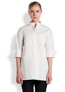 Jil Sander Mandarin Collar Tunic
