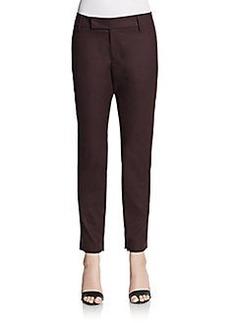 Jil Sander Pier Stretch Wool Pants
