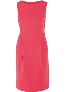 Jil Sander Reverse ribbed cotton-blend dress