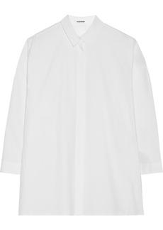 Jil Sander Rosalba cotton-poplin top