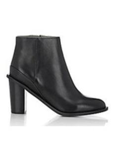 Jil Sander Side-Zip Ankle Boots