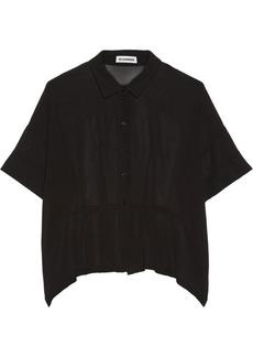 Jil Sander Silk-chiffon blouse
