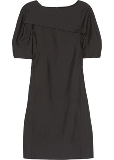 Jil Sander Silk-crepe dress