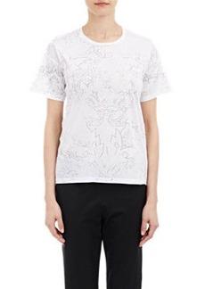 Jil Sander Taped Seam T-shirt