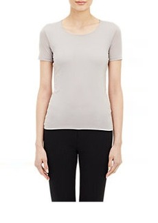 Jil Sander Tech Jersey T-Shirt