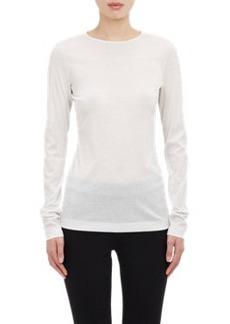 Jil Sander Tissue-Weight Slub T-shirt