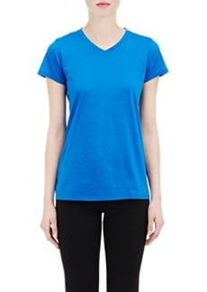 Jil Sander V-Neckline T-shirt