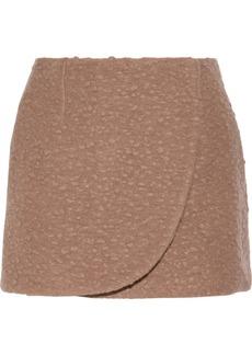 Jill Stuart Jen wool-blend bouclé skirt
