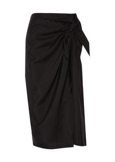 Jill Stuart Ninja silk skirt