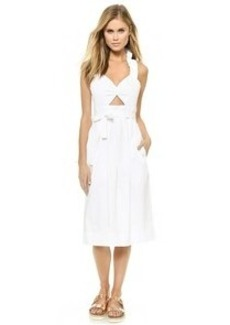 Jill Stuart Tanya Halter Dress
