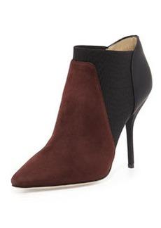 Deluxe Bicolor Ankle Boot, Mitro/Black   Deluxe Bicolor Ankle Boot, Mitro/Black