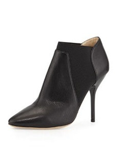 Deluxe Leather Ankle Boot, Black   Deluxe Leather Ankle Boot, Black