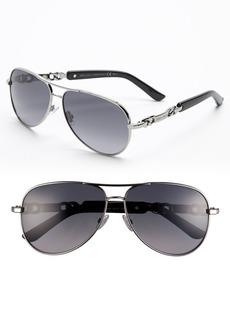 Jimmy Choo 59mm Aviator Sunglasses