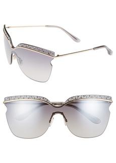 Jimmy Choo 67mm Retro Sunglasses