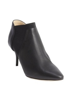 Jimmy Choo black leather 'Darby' ankle boot