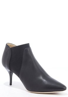 Jimmy Choo ink nubuck and matt leather 'Deluxe' ankle boot