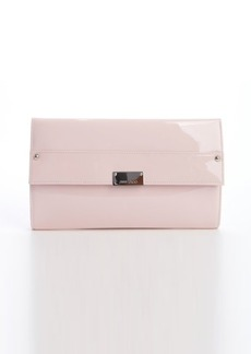 Jimmy Choo lyche patent leather 'Reese' clutch