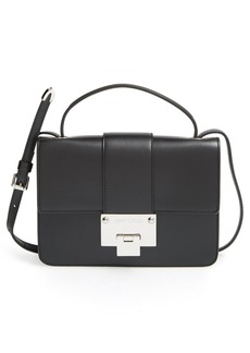 Jimmy Choo 'Rebel' Leather Crossbody Bag