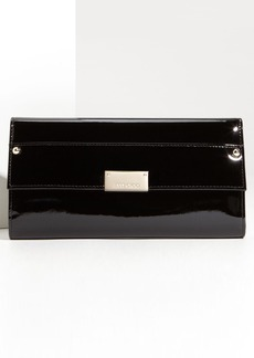 Jimmy Choo 'Reese' Patent Leather Clutch
