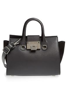 Jimmy Choo 'Small Riley' Leather Crossbody Bag