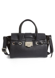 Jimmy Choo 'Small Rosa' Leather Satchel