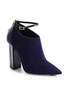 Jimmy Choo Vanish Suede Ankle Boots