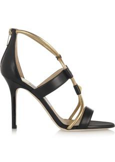 Jimmy Choo Venus leather sandals