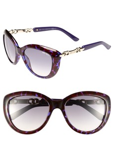 Jimmy Choo 'Wigmore' 54mm Sunglasses