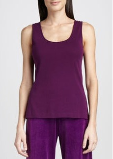 Joan Vass Cotton Tank