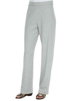 Joan Vass Full-Length Jog Pants, Women's
