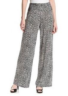 Joan Vass® Relaxed Waist Pants